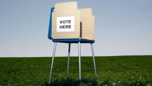 voting-booth-grass